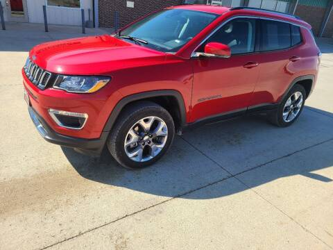 2021 Jeep Compass for sale at BROTHERS AUTO SALES in Eagle Grove IA