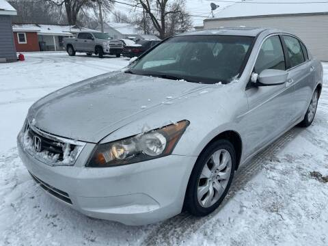 2008 Honda Accord for sale at Davidson Auto Deals in Syracuse IN