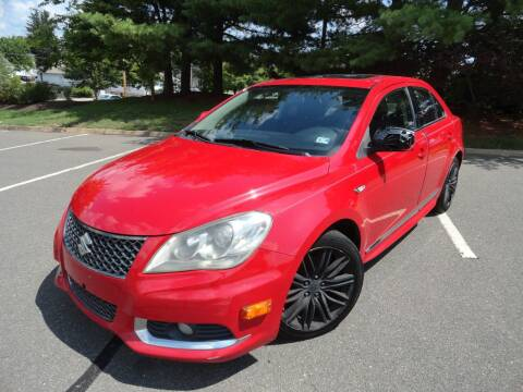 2011 Suzuki Kizashi for sale at TJ Auto Sales LLC in Fredericksburg VA