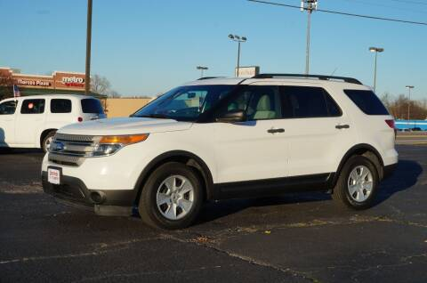 2013 Ford Explorer for sale at Certified Auto Center in Tulsa OK