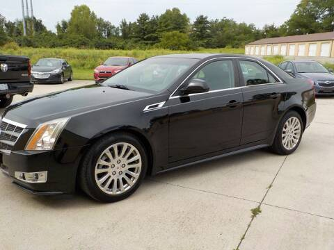 2011 Cadillac CTS for sale at Automotive Locator- Auto Sales in Groveport OH