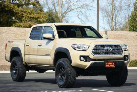 2017 Toyota Tacoma for sale at Sac Truck Depot in Sacramento CA