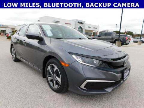 2019 Honda Civic for sale at Stanley Chrysler Dodge Jeep Ram Gatesville in Gatesville TX