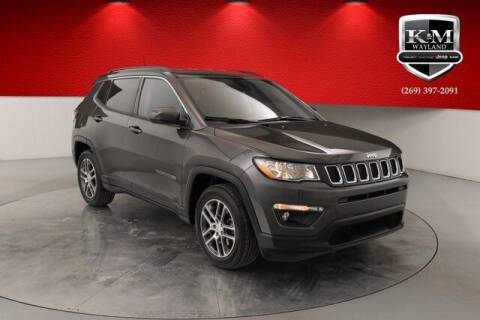 2019 Jeep Compass for sale at K&M Wayland Chrysler  Dodge Jeep Ram in Wayland MI