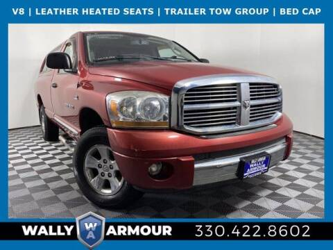 2006 Dodge Ram Pickup 1500 for sale at Wally Armour Chrysler Dodge Jeep Ram in Alliance OH