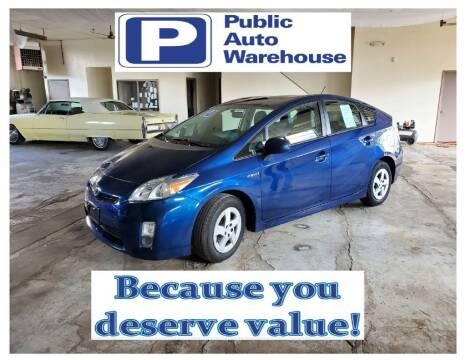 2010 Toyota Prius for sale at Public Auto Warehouse in Pekin IL