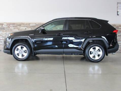 2020 Toyota RAV4 Hybrid for sale at Bud & Doug Walters Auto Sales in Kalamazoo MI