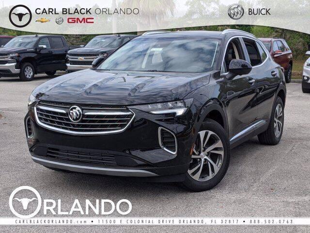 2021 Buick Envision for sale in Orlando, FL