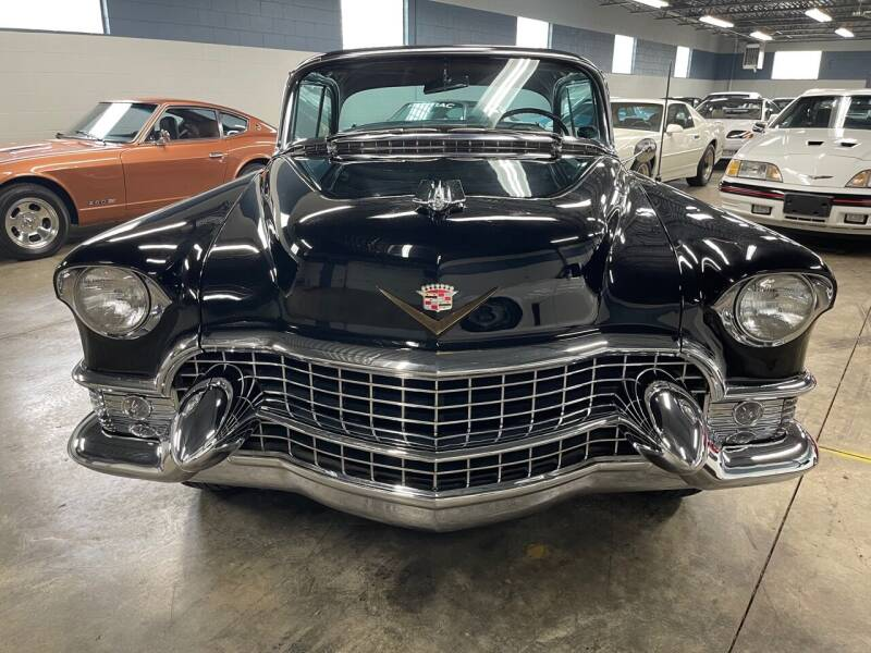 1955 Cadillac DeVille for sale at MICHAEL'S AUTO SALES in Mount Clemens MI