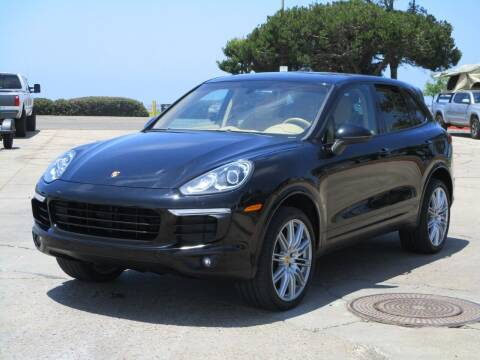 2017 Porsche Cayenne for sale at Convoy Motors LLC in National City CA