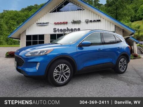 2020 Ford Escape for sale at Stephens Auto Center of Beckley in Beckley WV