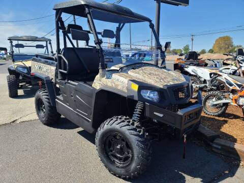 2020 HISUN SECTOR 550 for sale at WolfPack PowerSports in Moses Lake WA
