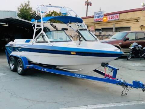2003 BLUE WATER VOLVO PENTA XS for sale at United Star Motors in Sacramento CA