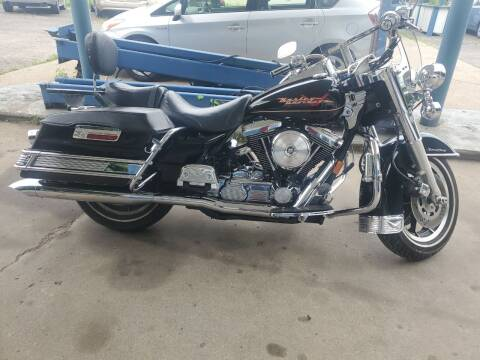 1997 Harley- Davidson road king road king for sale at Dave's Garage & Auto Sales in East Peoria IL