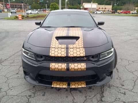 2020 Dodge Charger for sale at Atlanta Fine Cars in Jonesboro GA