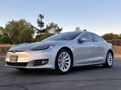 2016 Tesla Model S for sale at Z Carz Inc. in San Carlos CA