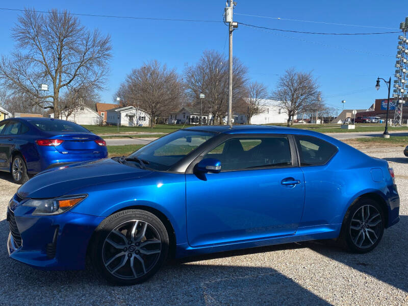2015 Scion tC for sale at J2 WHEELS UNLIMITED in Griggsville IL