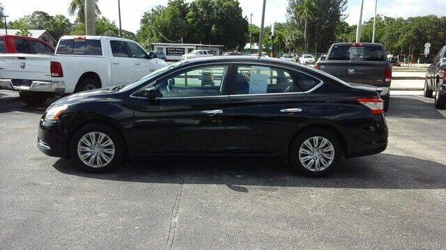 2013 Nissan Sentra for sale at Denny's Auto Sales in Fort Myers FL