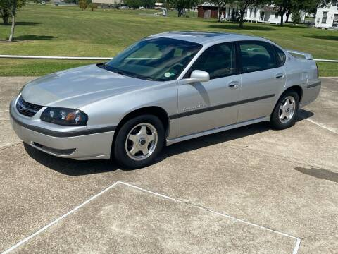 2002 Chevrolet Impala for sale at M A Affordable Motors in Baytown TX