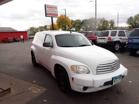 2011 Chevrolet HHR for sale at Marty's Auto Sales in Savage MN