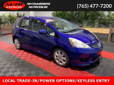 2009 Honda Fit for sale at Auto Express in Lafayette IN