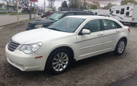 2010 Chrysler Sebring for sale at Antique Motors in Plymouth IN