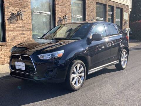 2014 Mitsubishi Outlander Sport for sale at The King of Credit in Clifton Park NY