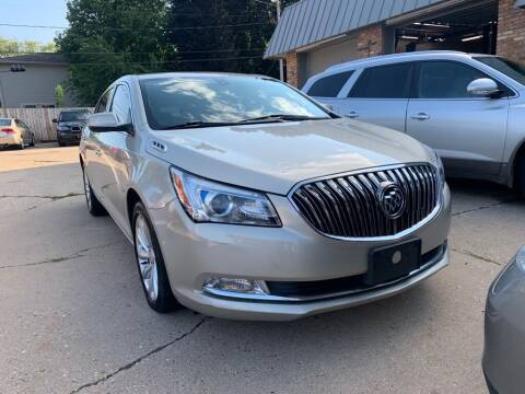 2015 Buick LaCrosse for sale at LOT 51 AUTO SALES in Madison WI