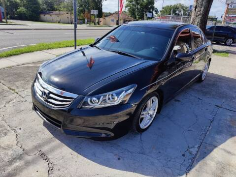 2012 Honda Accord for sale at Advance Import in Tampa FL