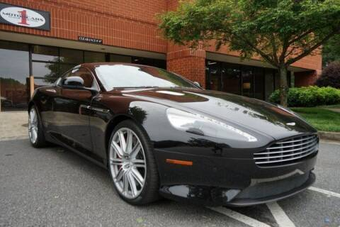 2015 Aston Martin DB9 for sale at Team One Motorcars, LLC in Marietta GA