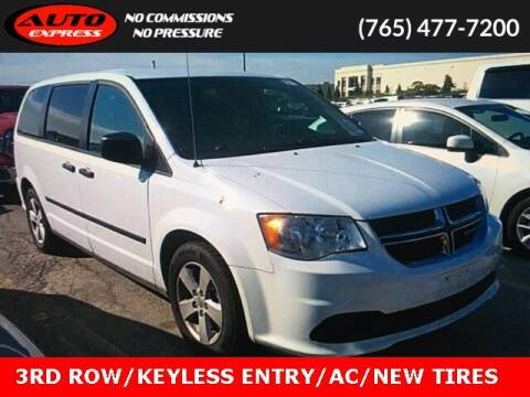 2017 Dodge Grand Caravan for sale at Auto Express in Lafayette IN