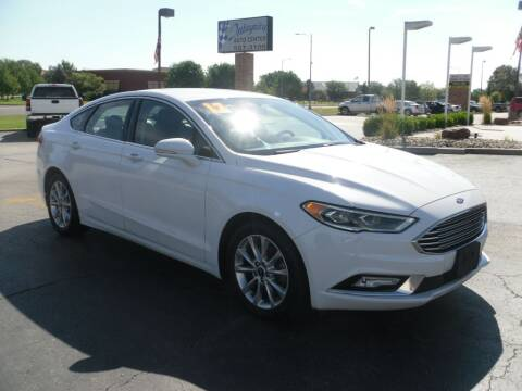 2017 Ford Fusion for sale at Integrity Auto Center in Paola KS