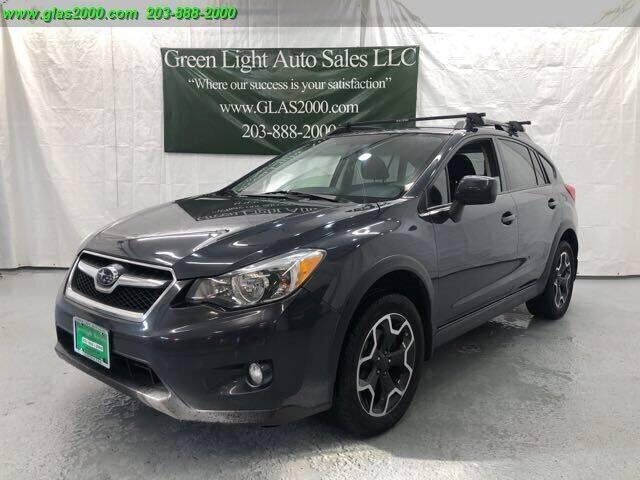 2014 Subaru XV Crosstrek for sale at Green Light Auto Sales LLC in Bethany CT