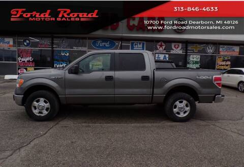 2012 Ford F-150 for sale at Ford Road Motor Sales in Dearborn MI