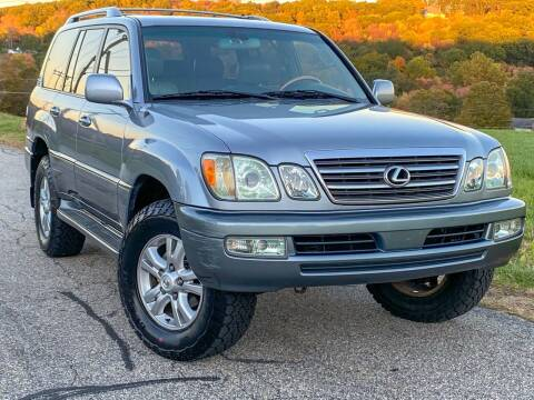 2003 Lexus LX 470 for sale at York Motors in Canton CT