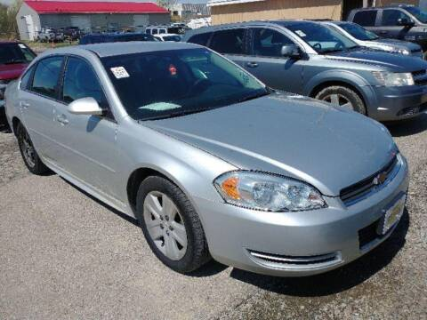 2011 Chevrolet Impala for sale at KRIS RADIO QUALITY KARS INC in Mansfield OH