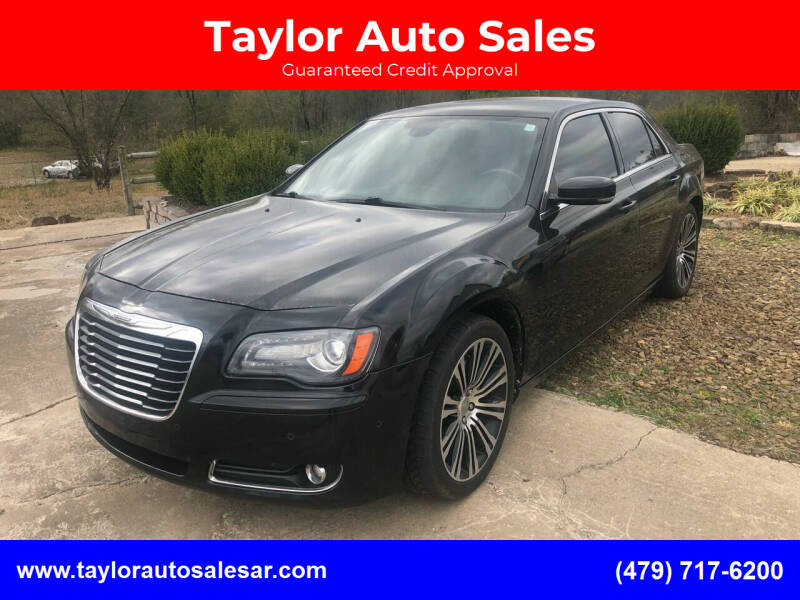 2013 Chrysler 300 for sale at Taylor Auto Sales in Springdale AR