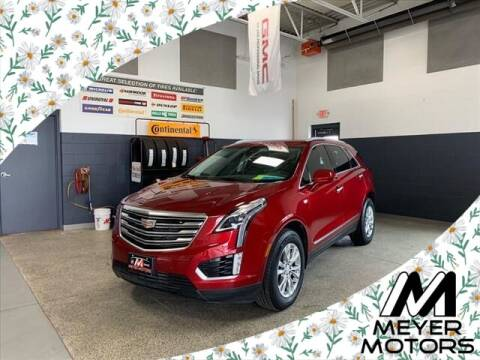 2019 Cadillac XT5 for sale at Meyer Motors in Plymouth WI