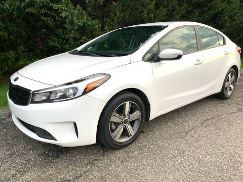 2018 Kia Forte for sale at 268 Auto Sales in Dobson NC