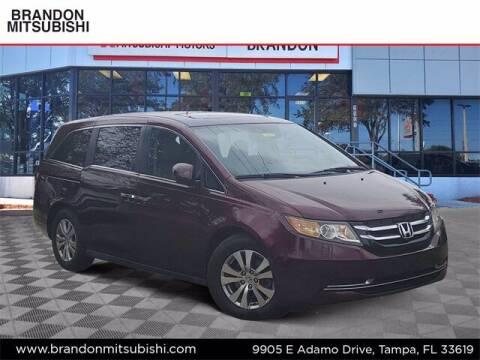 2015 Honda Odyssey for sale at Brandon Mitsubishi in Tampa FL