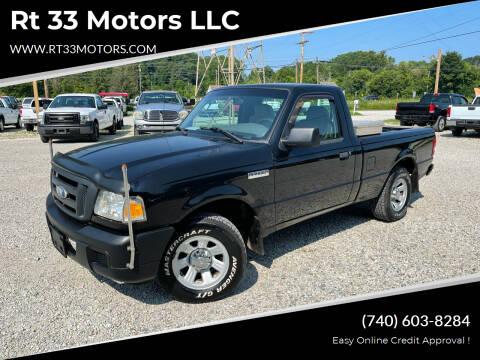 2007 Ford Ranger for sale at Rt 33 Motors LLC in Rockbridge OH