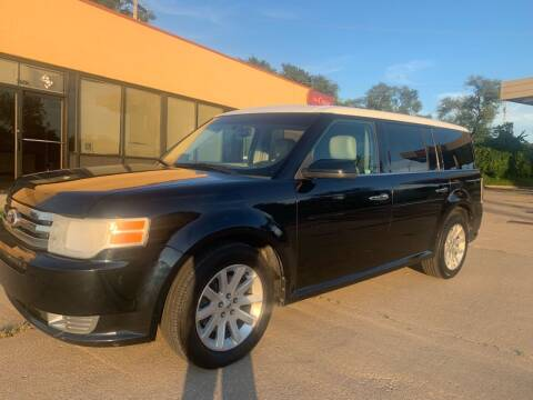 2010 Ford Flex for sale at Xtreme Auto Mart LLC in Kansas City MO