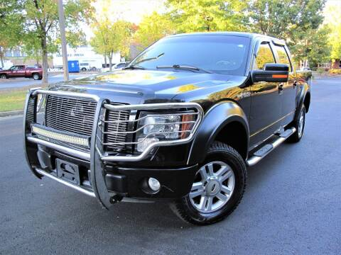 2011 Ford F-150 for sale at Top Rider Motorsports in Marietta GA