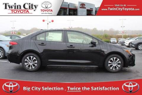 2021 Toyota Corolla Hybrid for sale at Twin City Toyota in Herculaneum MO