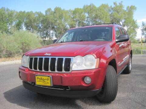 2006 Jeep Grand Cherokee for sale at Pollard Brothers Motors in Montrose CO
