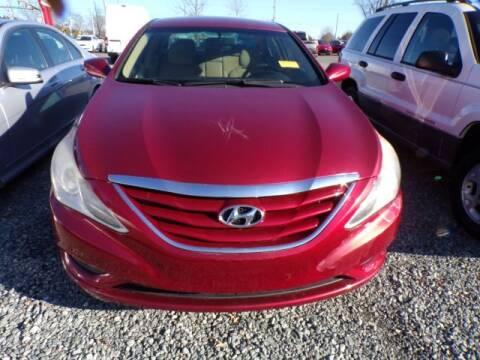 2011 Hyundai Sonata for sale at Adams Auto Group Inc. in Charlotte NC