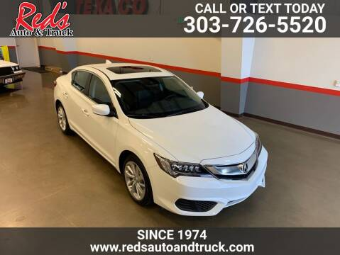 2018 Acura ILX for sale at Red's Auto and Truck in Longmont CO
