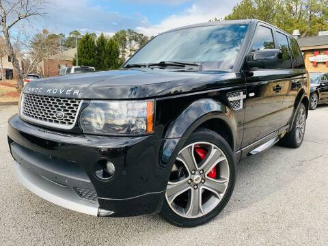 2013 Land Rover Range Rover Sport for sale at Classic Luxury Motors in Buford GA