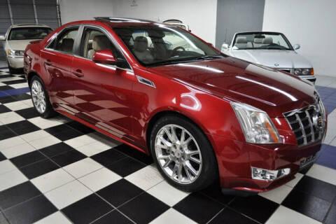 2012 Cadillac CTS for sale at Podium Auto Sales Inc in Pompano Beach FL