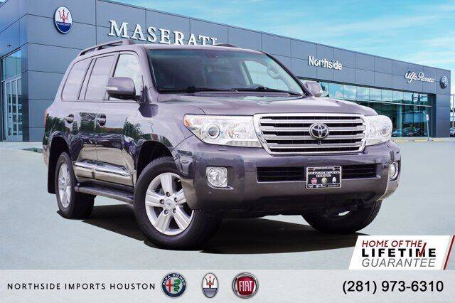 2014 Toyota Land Cruiser for sale in Spring, TX
